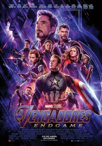 Ver Vengadores: End game (2019) (Full HD 1080p) (Castellano) [flash] online (descargar) gratis.