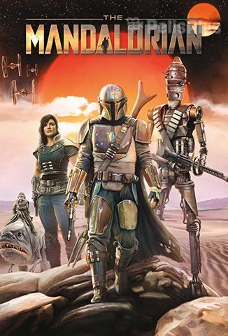 Ver The Mandalorian - 1x03 (2019) (720p) (Subtitulado) [flash] online (descargar) gratis.