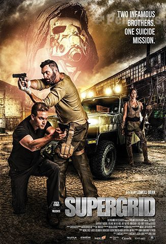 Ver SuperGrid (2018) (720p) (Subtitulado) [flash] online (descargar) gratis.