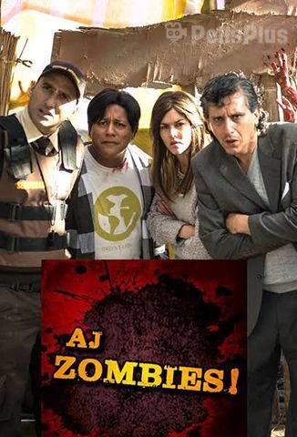 Ver Aj Zombies! (2017) (720p) (Latino) [flash] online (descargar) gratis.