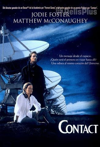 Ver Contact (1997) (1080p) (Latino) [flash] online (descargar) gratis.
