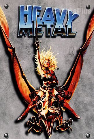 Ver Heavy Metal (1981) (720p) (latino) [flash] online (descargar) gratis.