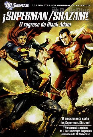 Ver Superman/Shazam!: El Regreso de Black Adam (2010) (1080p) (subtitulado) [flash] online (descargar) gratis.
