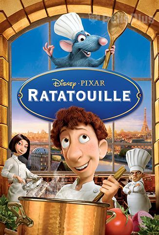 Ver Ratatouille (2007) (1080p) (latino) [flash] online (descargar) gratis.
