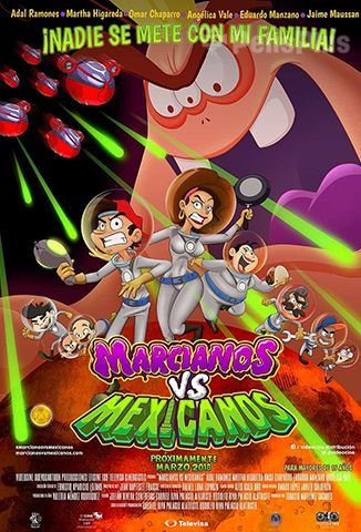 Ver Marcianos vs Mexicanos (2018) (480p) (latino) [flash] online (descargar) gratis.