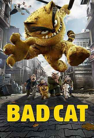 Ver Bad Cat (2016) (1080p) (subtitulado) [flash] online (descargar) gratis.