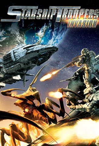 Ver Starship Troopers 4: Invasion (2012) (720p) (castellano) [flash] online (descargar) gratis.