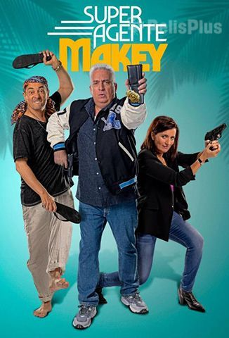 Ver Superagente Makey (2020) (720p) (castellano) [flash] online (descargar) gratis.