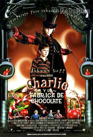 Ver Charlie y La Fábrica de Chocolate (2005) (1080p) (latino) [flash] online (descargar) gratis.