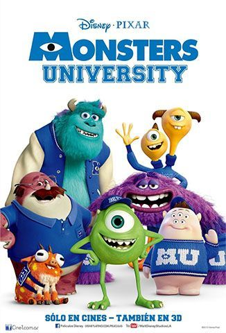 Ver Monsters University (2013) (1080p) (latino) [flash] online (descargar) gratis.