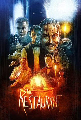 Ver The Devil's Restaurant (2017) (720p) (castellano) [flash] online (descargar) gratis.