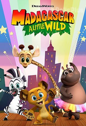 Ver Madagascar: A Little Wild - 1x01 (2020) (720p) (subtitulado) [flash] online (descargar) gratis.