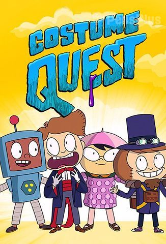 Ver Costume Quest - 1x01 (2019) (720p) (castellano) [flash] online (descargar) gratis.