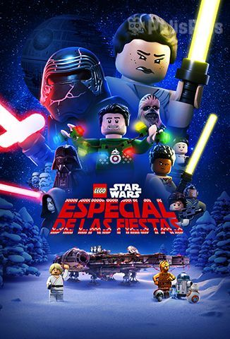 Ver Lego Star Wars: Especial Felices Fiestas (2020) (1080p) (latino) [flash] online (descargar) gratis.