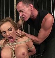 VerEnslaved Woman Bonny Bon, Extremely Squirts And Enjoys Domination. Bdsm Movie. Hardcore Bondage Sex. (Inglés) [flash] online (descargar) gratis.